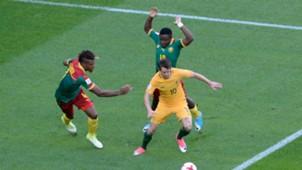 Cameroon Australia Confederations Cup