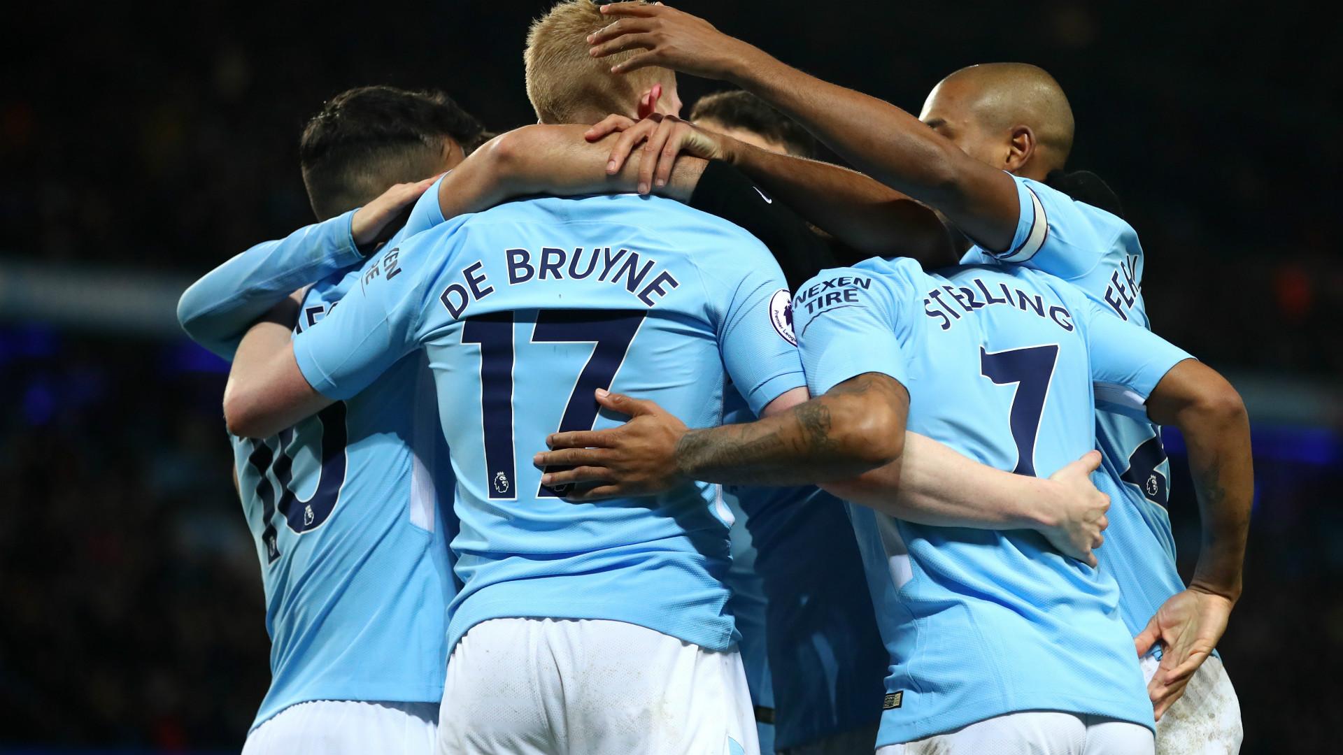 Manchester City 10022018