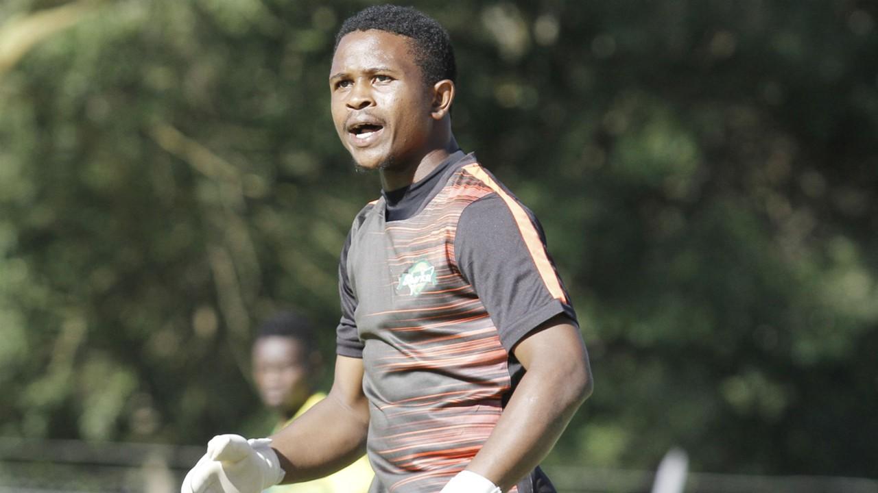 John Ayiemba of Kariobangi Sharks
