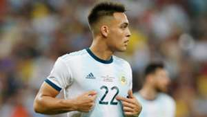 Lautaro Martinez Argentina Venezuela Copa America Cuartos de final