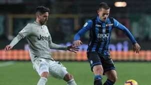 Rafael Toloi Rodrigo Bentancur Atalanta Juventus Coppa Italia