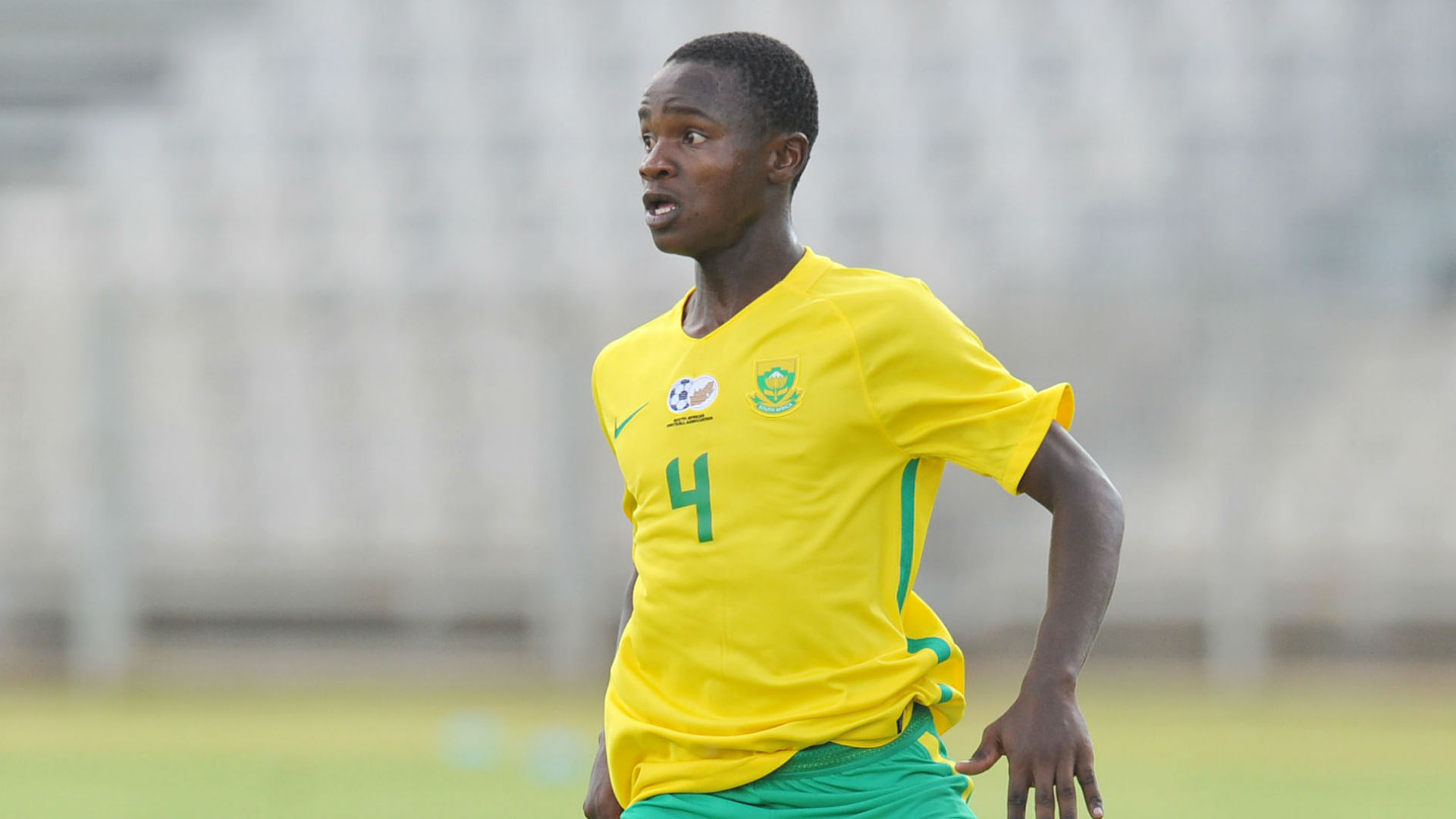 Siphumelele Mbulu of South Africa