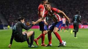 Morata Lucas Hernández Atletico Madrid Chelsea CHampions League