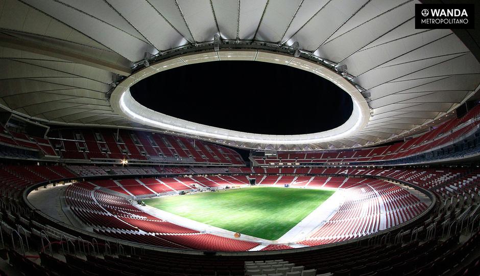 La finale au Wanda Metropolitano — Esp. (Cpe)