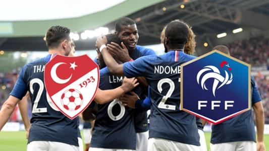 Türkei Frankreich Spiel