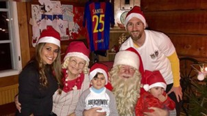Lionel Messi Christmas