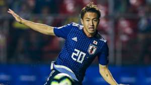 Hiroki Abe Japan Copa America 2019