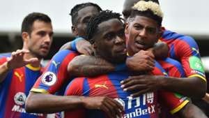 Ayew and Schlupp nominated for Crystal Palace Player of the Season