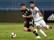 Bashar Reshan VS Argentina
