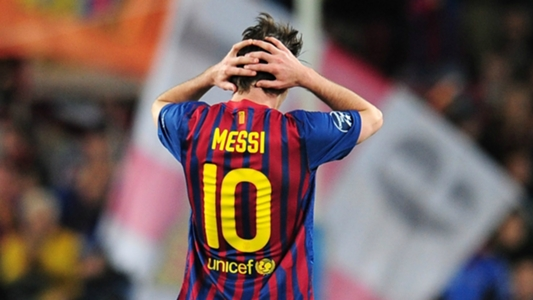 The night that Chelsea made Messi cry