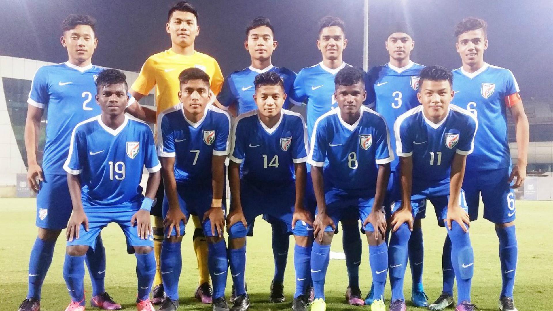 India U16 national team