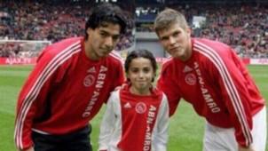 Luis Suárez Abdelhak Nouri Ajax