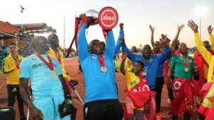 Mamelodi Sundowns champions, May 2019