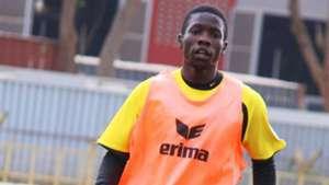 Tusker star Odongo Tayo Matthew.