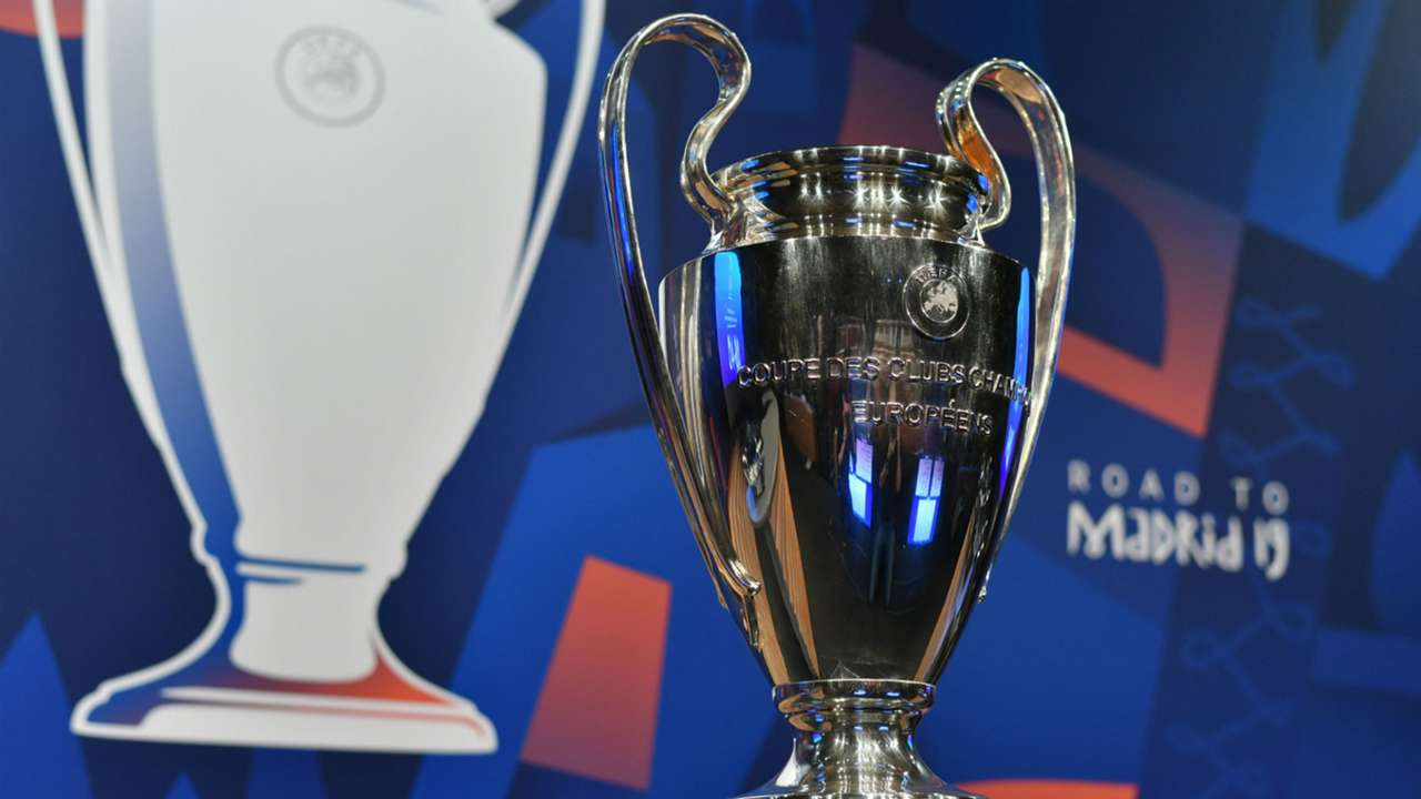 Champions League Trophy Draw 2018