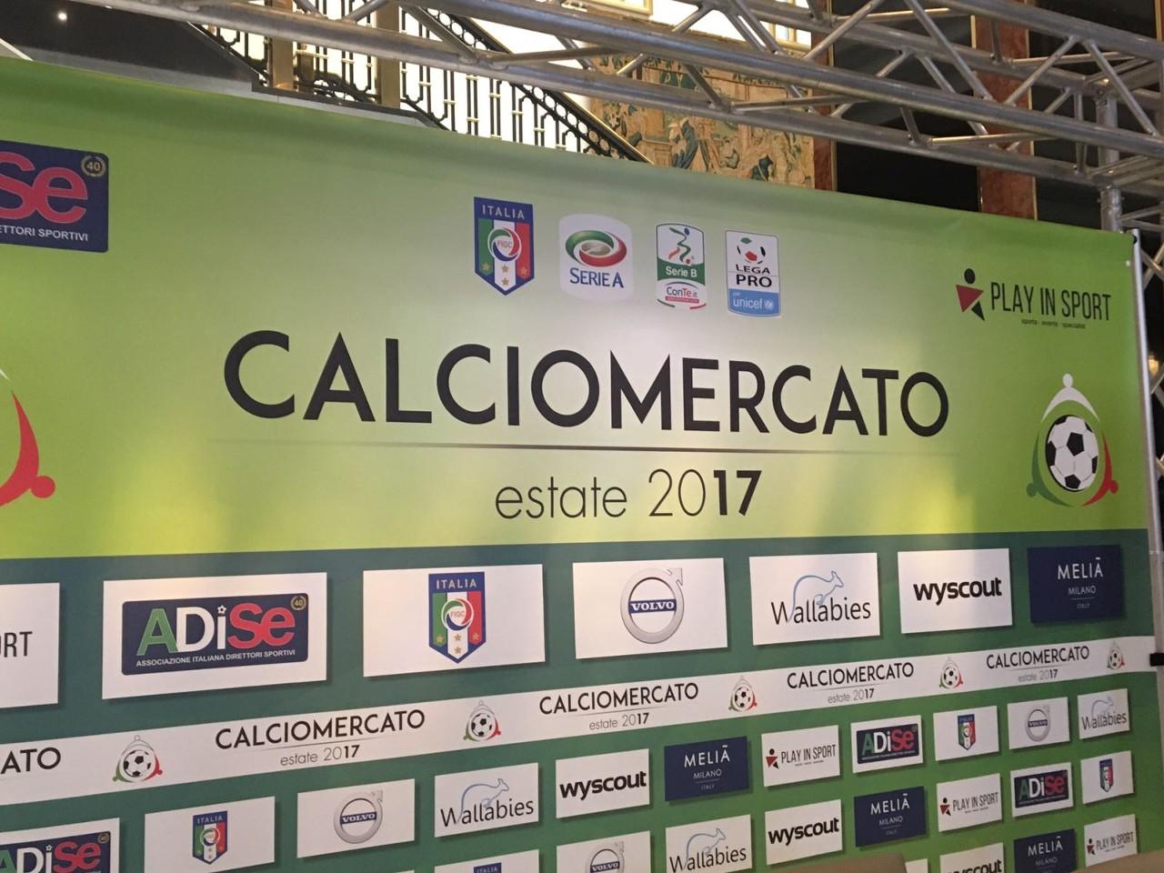 Tabella Calciomercato Serie A 2017/18: acquisti e cessioni