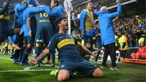 Pablo Perez River Boca Final Copa Libertadores