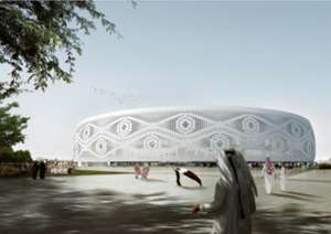 Qatar unveils the sixth Stadium to host World Cup 2022