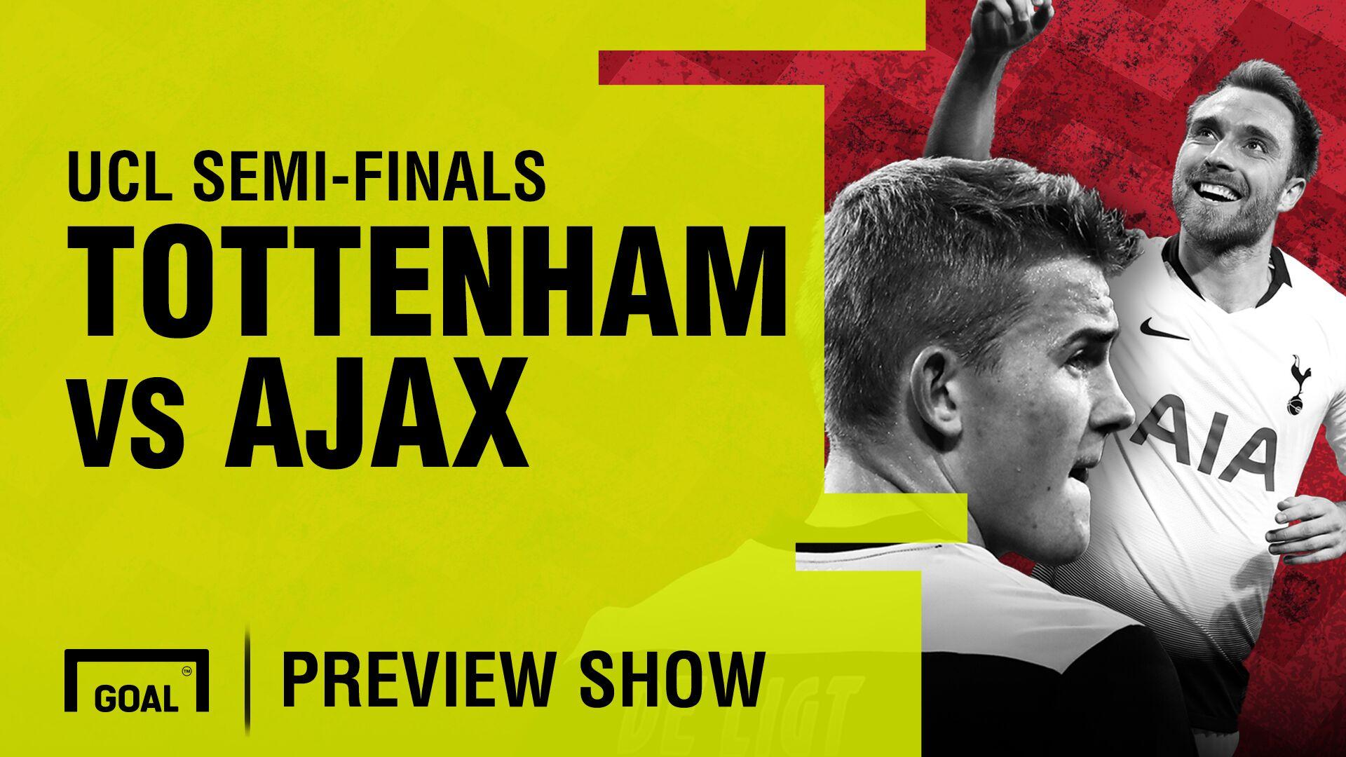 Tottenham 0-1 Ajax 4 30 2019 UCL Semi Final Match Highlight