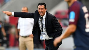Unai Emery Monaco PSG Trophee des Champions 29072017