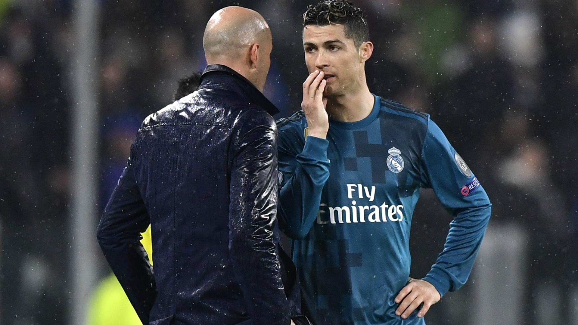 ¿Casualidad? Cristiano Ronaldo estuvo ensayando la chilena