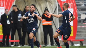 Andy Delort Montpellier 2018-19