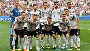 Deutschland 2018 WM Kader, Ergebnisse, Spielplan Tabelle