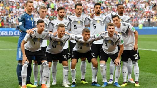 Deutschland Wm Ergebnisse 2017