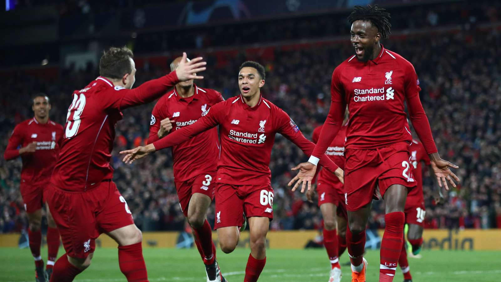 Liverpool 4-0 Barcelone, les Reds renversent le Barça au terme d'un match d'anthologie