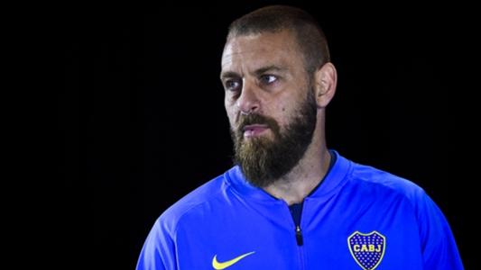 Esordio De Rossi con il Boca Juniors, i tifosi preparano un ...