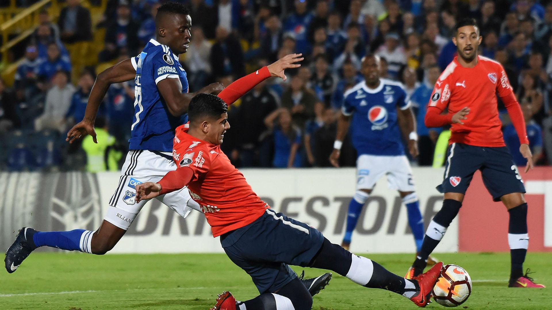 Jader Valencia Alan Franco Independiente