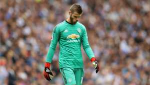 David De Gea Spain Manchester United