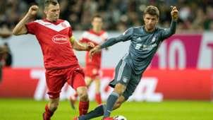 FC Bayern Düsseldorf Telekom Cup 2019