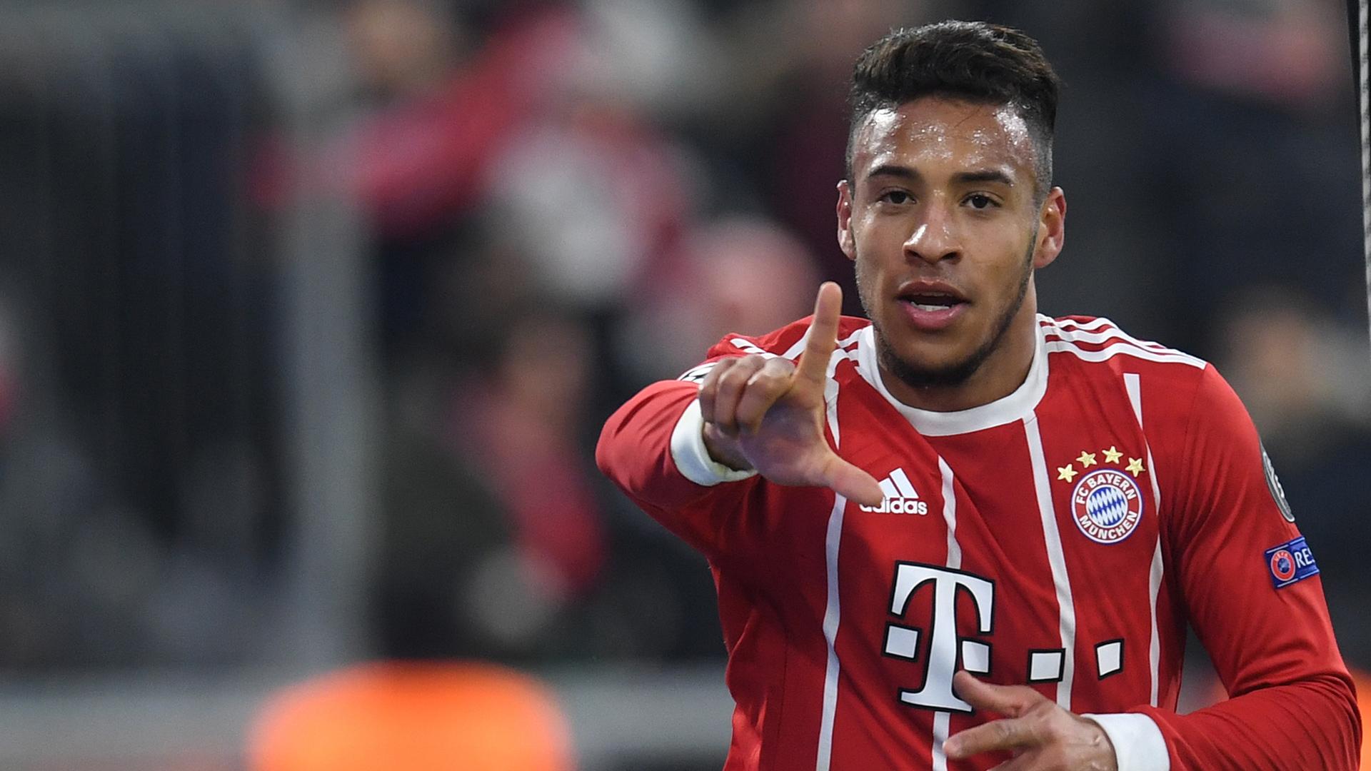Corentin Tolisso FC Bayern München