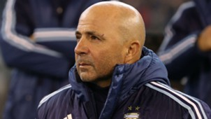 Jorge Sampaoli  Brasil Argentina Friendlies 09062017