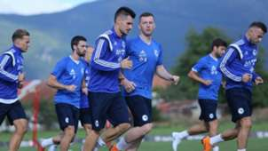 Bosnia and Herzegovina training 2018