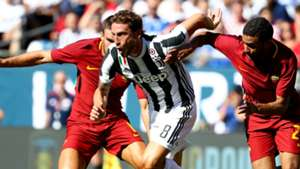 Claudio Marchisio Juventus Roma