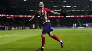 Vitolo Atletico Madrid