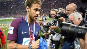 Neymar PSG champions Coupe de France 08052018