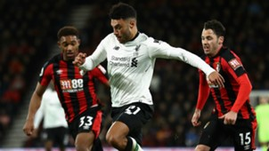 Bournemouth vs. Liverpool