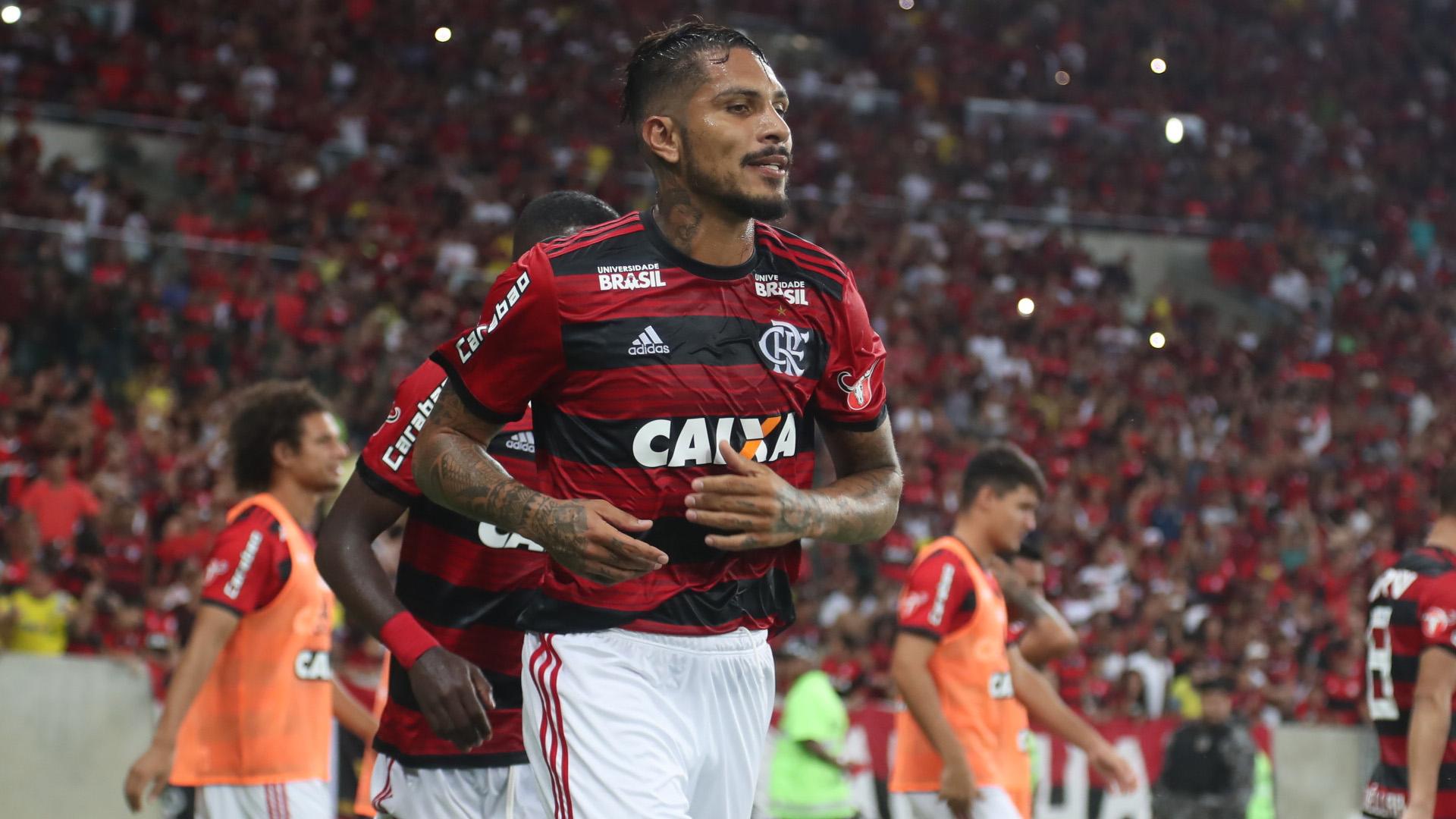 Guerrero Flamengo x Internacional Maracanã 06 05 18