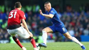 Ross Barkley Chelsea Manchester United 201018