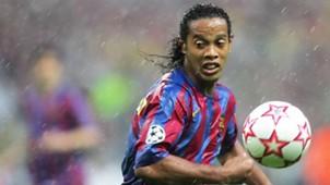 Ronaldinho Champions League final 2006