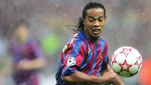 Ronaldinho Champions League final 2006