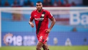 Bayer Leverkusen Jonathan Tah Bundesliga 28102017