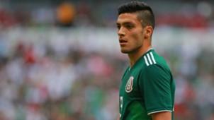 Raúl Jiménez México 2018