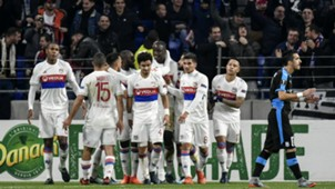 Olympique Lyon - Apollon Limassol, Europa League 11232017