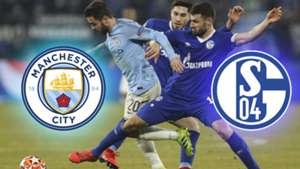 GFX Manchester City Schalke 04