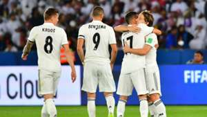 Luka Modric Real Madrid vs Al Ain Club World Cup 2018