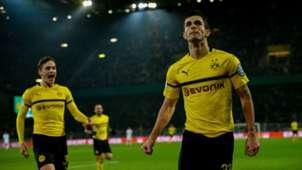 Christian Pulisic Borussia Dortmund Werder Bremen DFB-Pokal 05022019